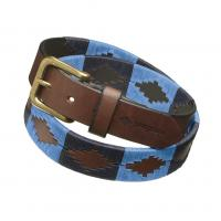 Image of Polo Belt - 'AZULES' from PAMPEANO