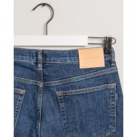 Image of Slim Fit Jeans by GANT