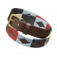 Image of Polo Belt - 'MULTI' from PAMPEANO
