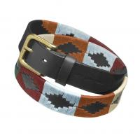 Image of Polo Belt - 'SELVA' from PAMPEANO