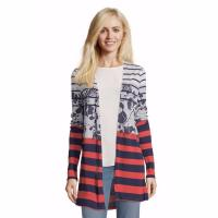 Image of Stripe Cardigan from BETTY BARCLAY