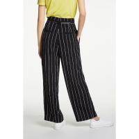 Image of Striped Trousers by OUI