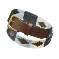 Image of Polo Belt - 'SERENO' from PAMPEANO