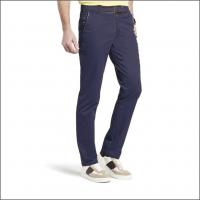 Image of Navy TROUSERS from MEYER