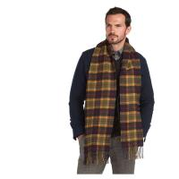 Image of TARTAN LAMBSWOOL SCARF by BARBOUR