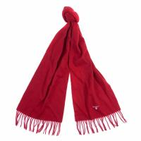 Image of PLAIN LAMBSWOOL SCARF from BARBOUR