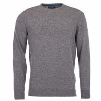 Image of ESSENTIAL LAMBSWOOL CREW NECK SWEATER by BARBOUR