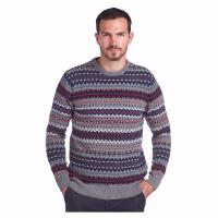 Image of CASE FAIRISLE CREW NECK SWEATER from BARBOUR