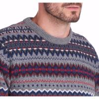 Image of CASE FAIRISLE CREW NECK SWEATER by BARBOUR