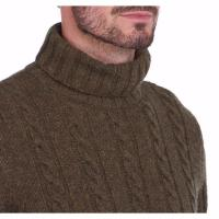 Image of DUFFLE CABLE SWEATER by BARBOUR