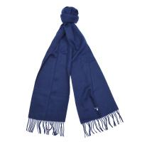 Image of PLAIN LAMBSWOOL SCARF by BARBOUR
