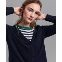 Image of Super Fine Lambswool Cardigan by GANT