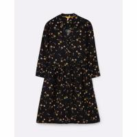 Image of KARIS CONCEALED PLACKET SHIRT DRESS by JOULES