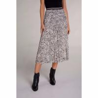 Image of PLEATED SKIRT MIDI LENGTH from OUI