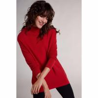 Image of ROLL NECK JUMPER by OUI