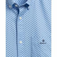 Image of Regular Fit Geometric Floral Print Shirt by GANT