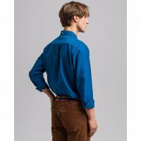 Image of Regular Fit Beefy Oxford Shirt by GANT