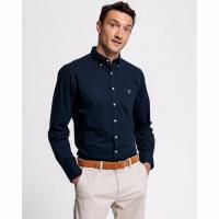 Image of GANT Regular Fit Broadcloth Shirt by GANT