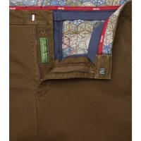 Image of New York Cotton Chino by MEYER
