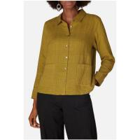 Image of Soft Cotton Pintuck Shirt by SAHARA