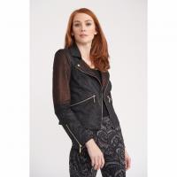 Image of Jacket in BLACK from JOSEPH RIBKOFF