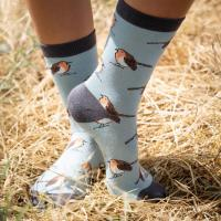 Image of Robins Socks by MISS SPARROW