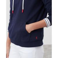 Image of LIL RAGLAN HOODED SWEATSHIRT by JOULES