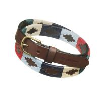 Image of Skinny Polo Belt by PAMPEANO