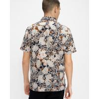 Image of Large Floral Print Shirt by TED BAKER