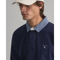 Image of Original Heavy Rugby Shirt by GANT