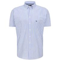 Image of Short Sleeve Stripe Shirt from FYNCH HATTON