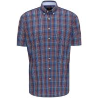 Image of Casual-Fit Short Sleeve Shirt from FYNCH HATTON