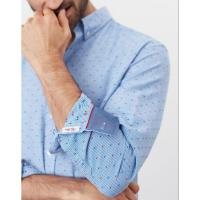 Image of COLERIDGE CLASSIC FIT DOBBY SHIRT by JOULES